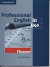 Professional English In Use : Finance