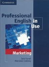 Professional English in Use : Marketing