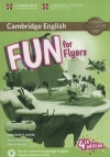 Fun for Flyers 4th edition Teacher's Book +  Downloadable Audio