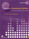 Business Vocabulary Builder - Intermediate do Upper-intermediate