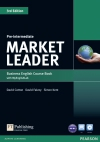 Market Leader 3rd Edition Pre-Intermediate Podręcznik+MyEnglishLab