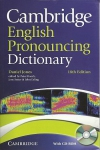 Cambridge English Pronouncing Dictionary + CD-ROM (oprawa miękka)