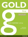 Gold First (Edition 2015)Exam Maximiser + key