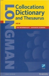 Longman Collocations Dictionary And Thesaurus oprawa twarda