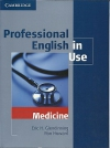 Professional English in Use : Medicine