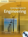 Cambridge English for Engineering + CD