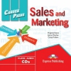 Career Paths: Sales and Marketing Class Audio CDs