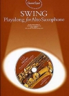 Swing Playalong for alto saxophone + CD