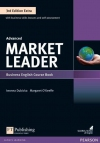 Market Leader 3rd Edition Advanced EXTRA Podręcznik