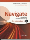 Navigate Pre-Intermediate Podręcznik + Video+ Oxford Online Skills