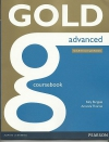 Gold Advanced (New Edition 2015) Podręcznik
