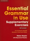 Essential Grammar in Use 4th Edition Supplementary Exercises + answers