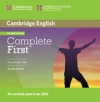Complete First (2nd edition) Płyty Class CD
