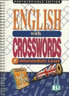 English with Crosswords 2 (Intermediate Level)