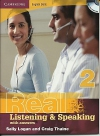 Real Listening & Speaking 2 + answers+CD