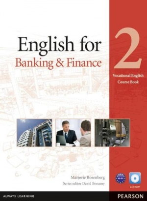 English for Banking and Finance 2 + CD-ROM