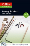 Amazing Architects and Artists + CD - Level A2-B1(Collins English Readers)