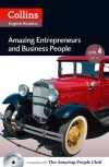 Amazing Entrepreneurs and Business People - Level B2 (Collins English Readers)